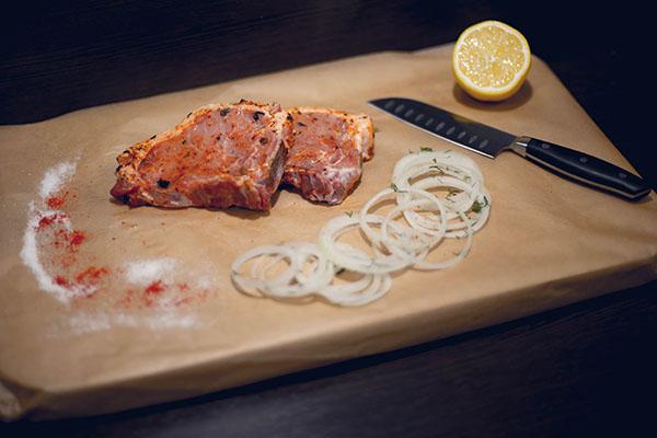 Свиная корейка