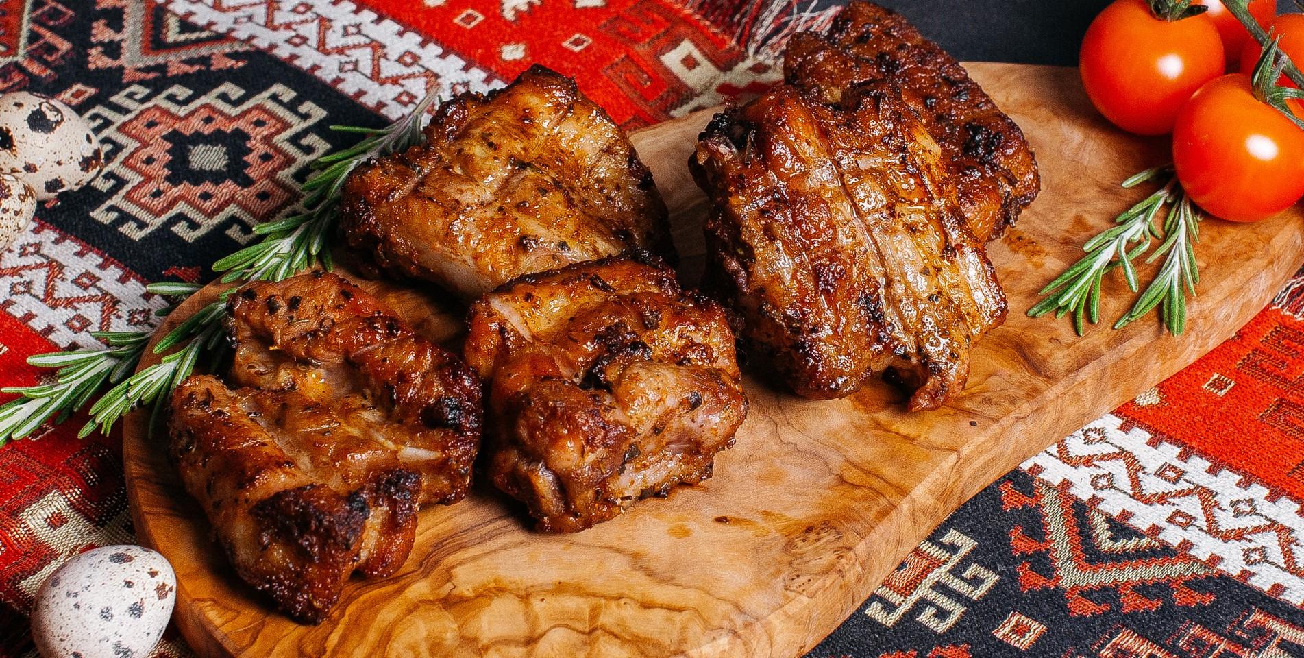 Вы платите за вес приготовленного мяса!